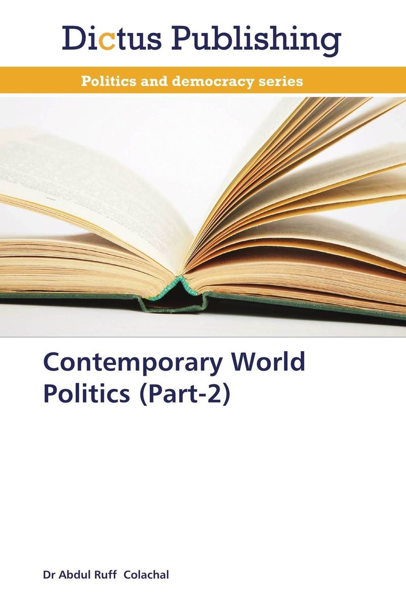 Contemporary World Politics  (Part-2)
