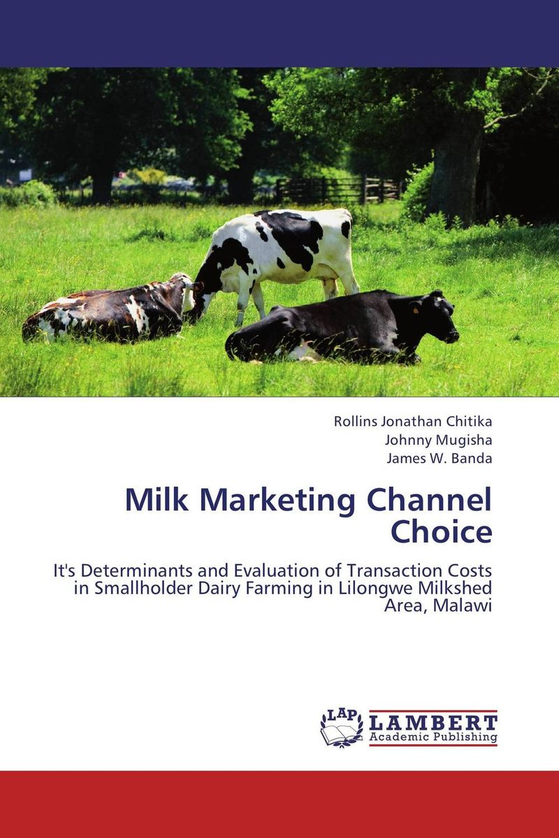 Milk Marketing Channel Choice shoji lal bairwa rakesh singh and saket kushwaha economics of milk marketing