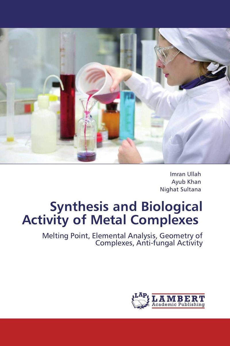 Synthesis and Biological Activity of Metal Complexes omar al obaidi transition metal complexes