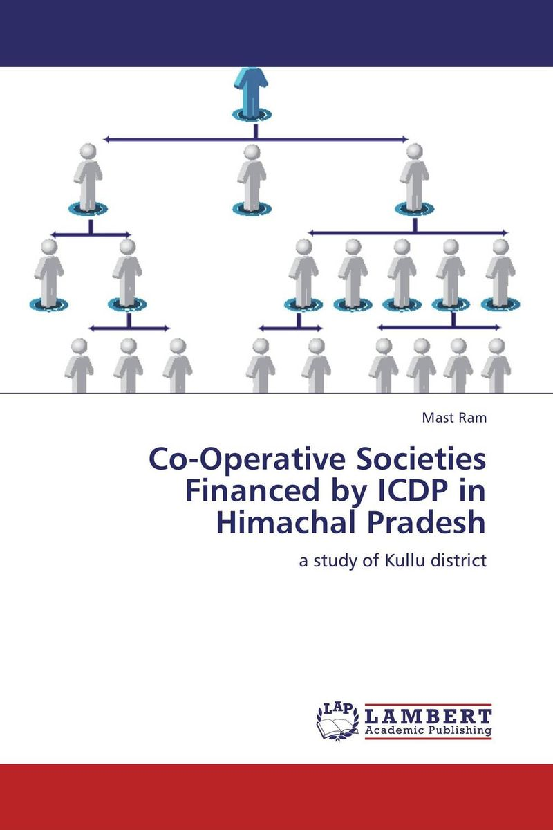 Co-Operative Societies Financed by ICDP in Himachal Pradesh the operative