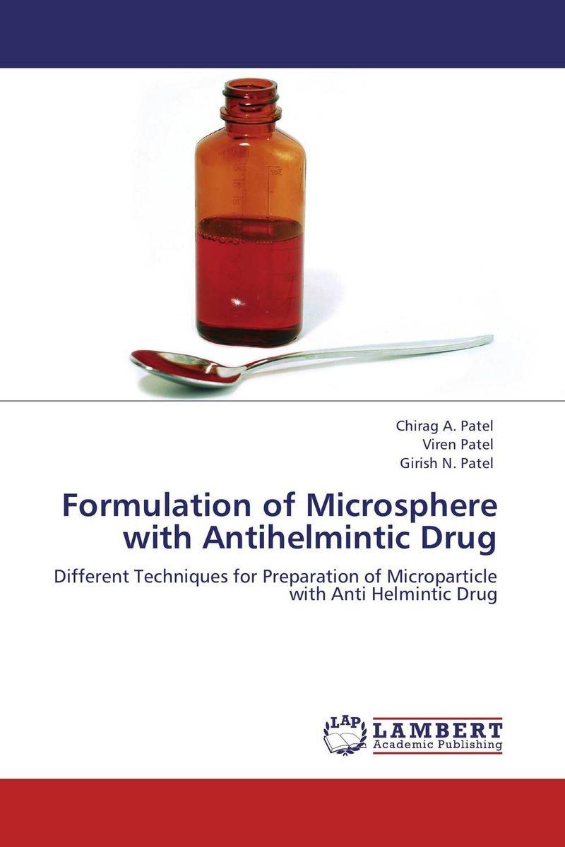 Formulation of Microsphere with Antihelmintic Drug taste masked oral disintegrating tablet dosage form