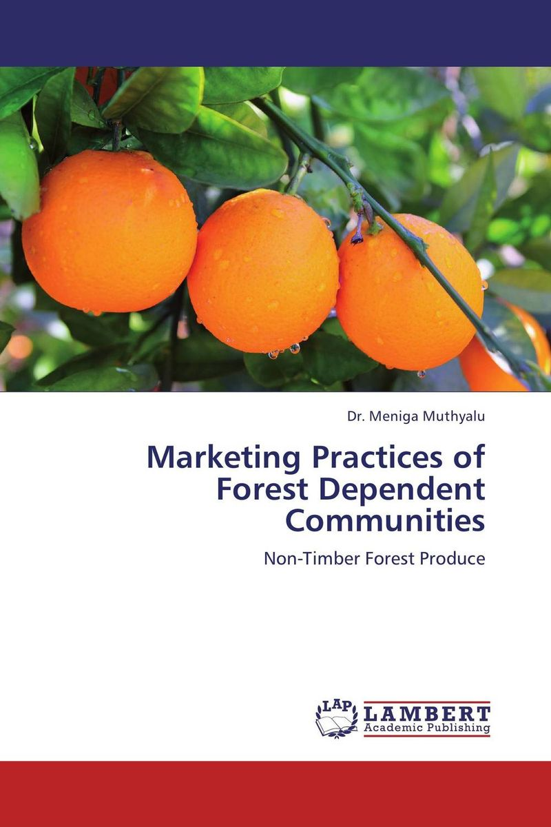 Marketing Practices of Forest Dependent Communities парктроник parkmaster vss 4r 01 b1