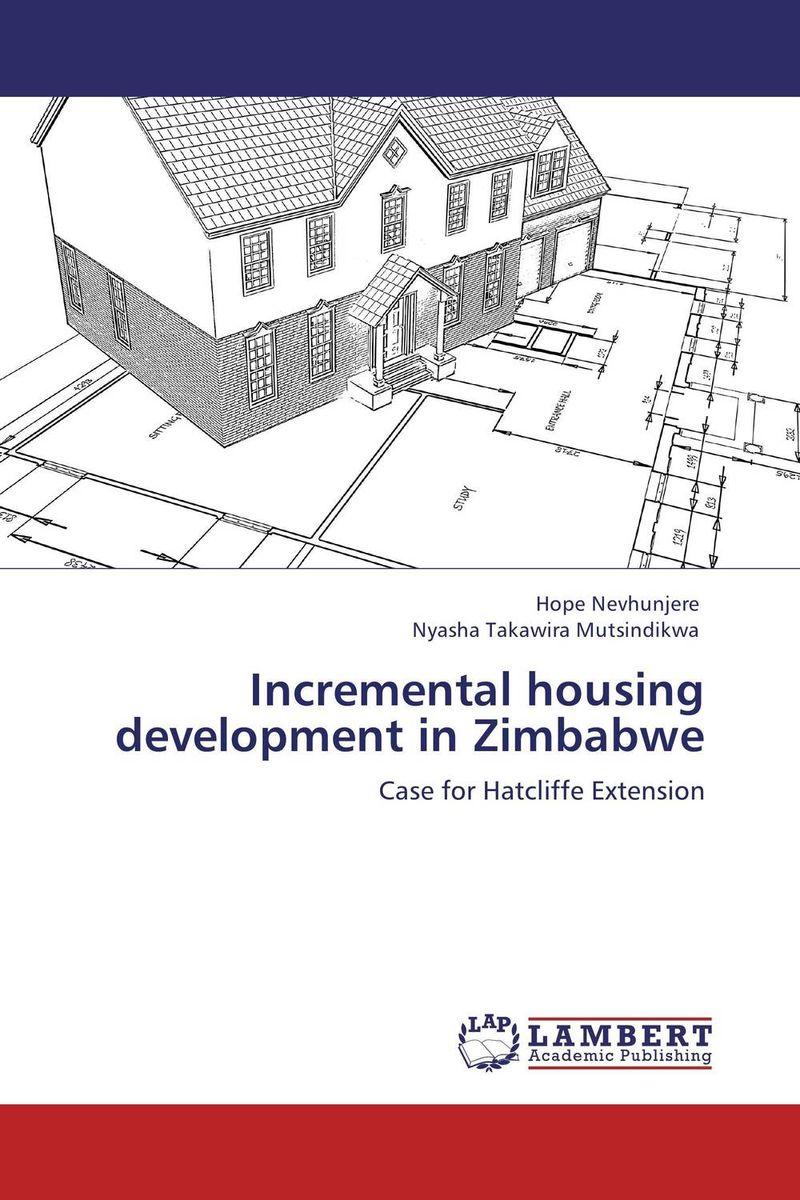 Incremental housing development in Zimbabwe