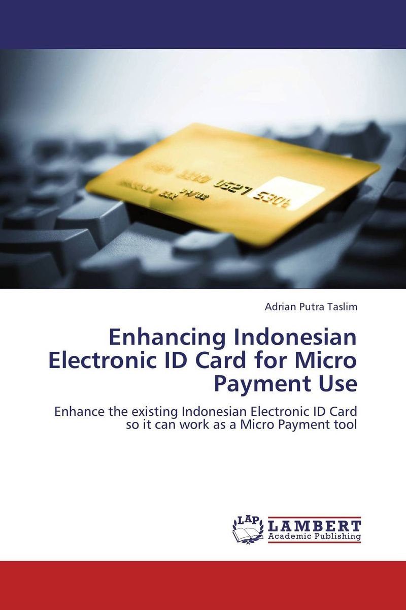 Enhancing Indonesian Electronic ID Card for Micro Payment Use automatic electronic driven cut card cutter to cut pvc id business card punching machine with high speed