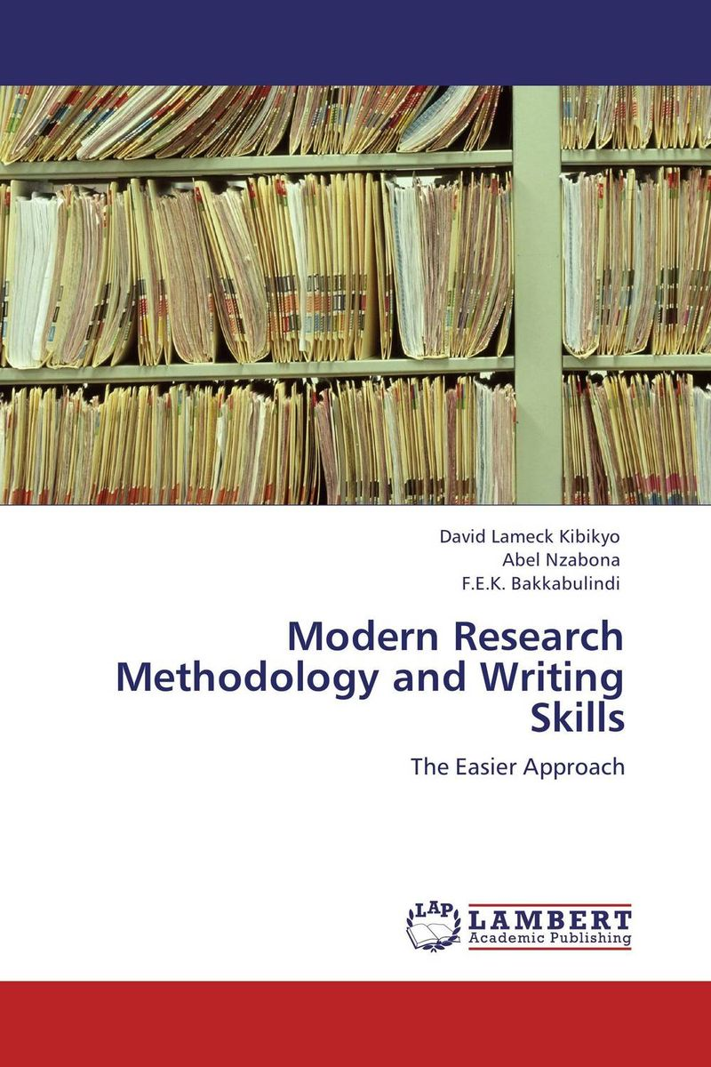 Modern Research Methodology and Writing Skills economic methodology