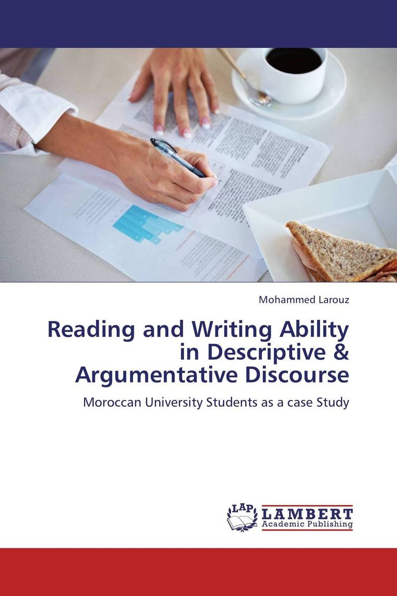 Reading and Writing Ability in Descriptive & Argumentative Discourse mp3 плеер cowon plenue 1 128gb gold