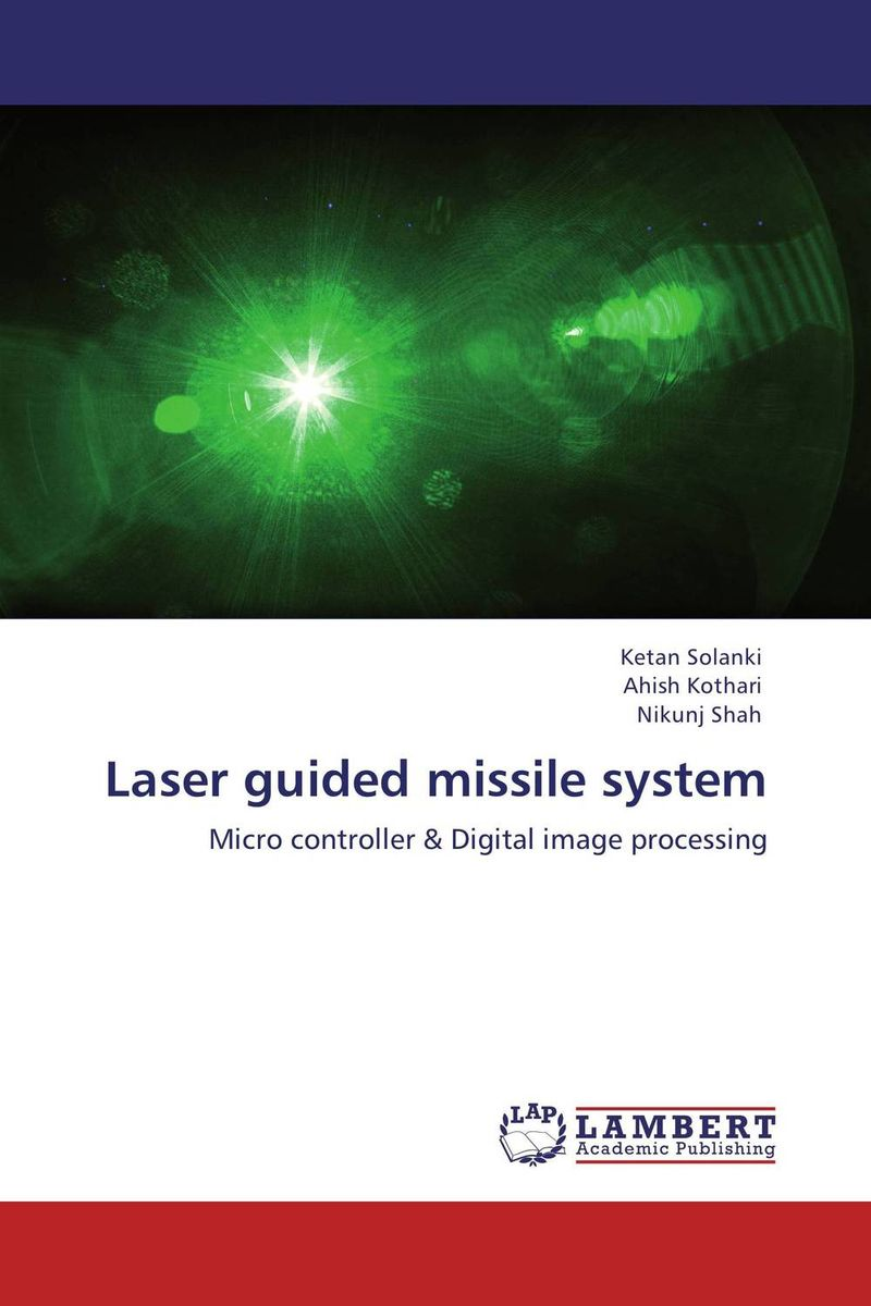 Laser guided missile system