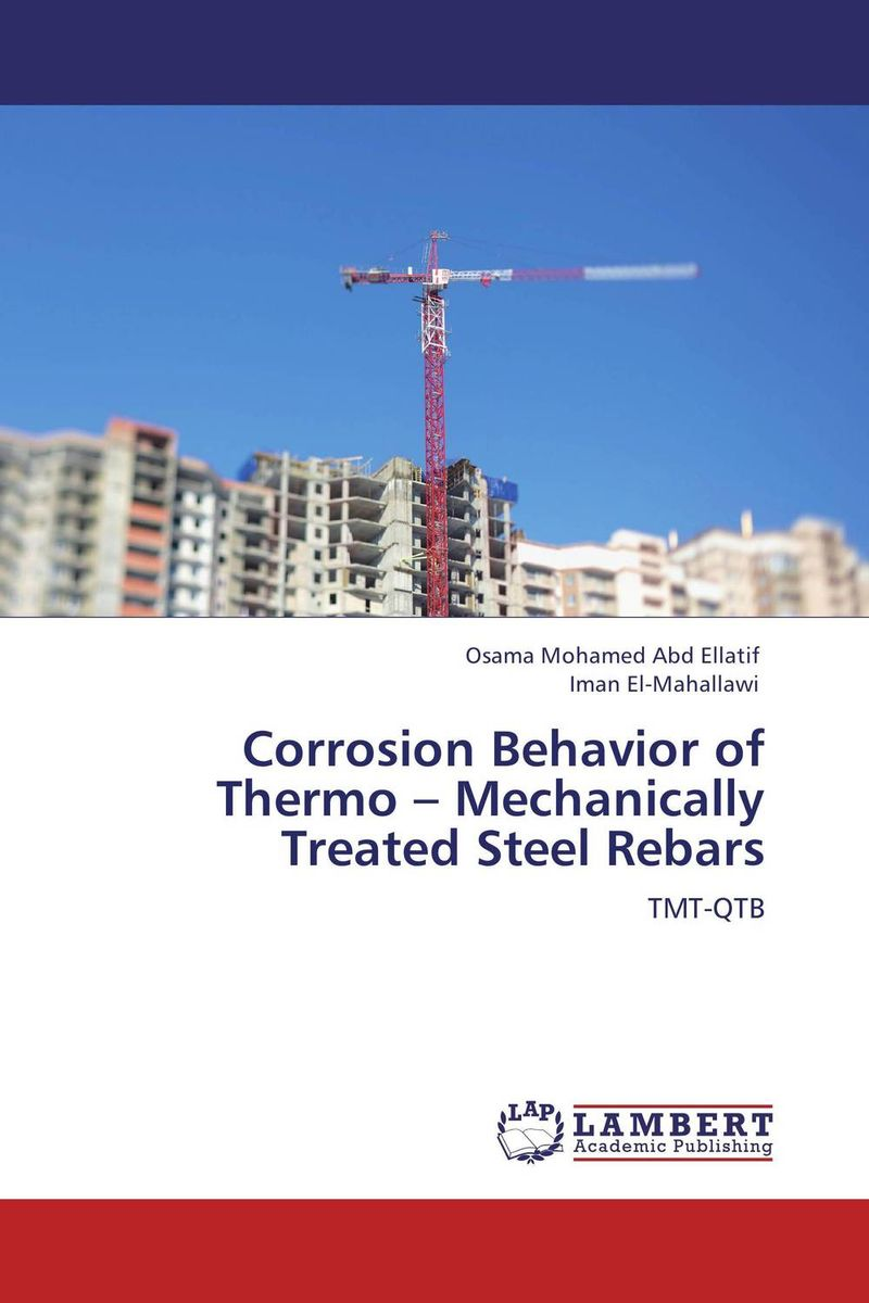 Corrosion Behavior of Thermo – Mechanically Treated Steel Rebars