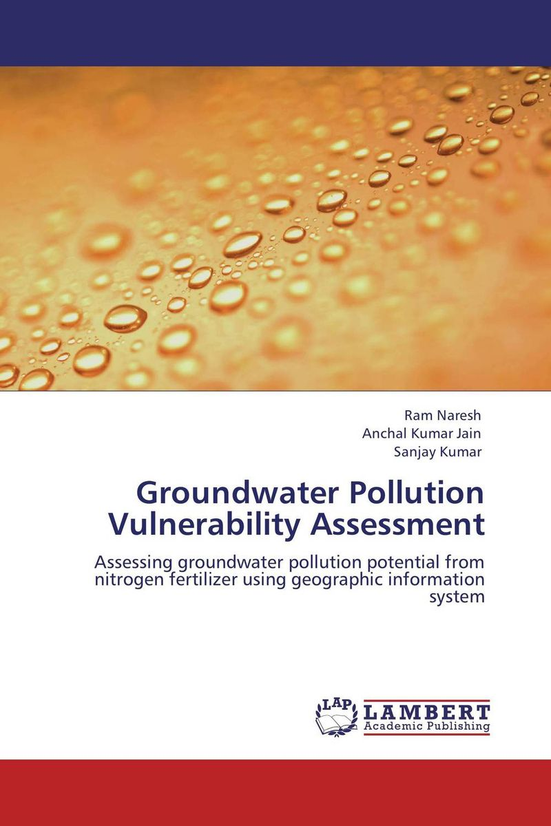 Groundwater Pollution Vulnerability Assessment sources of chloride and its impact on groundwater