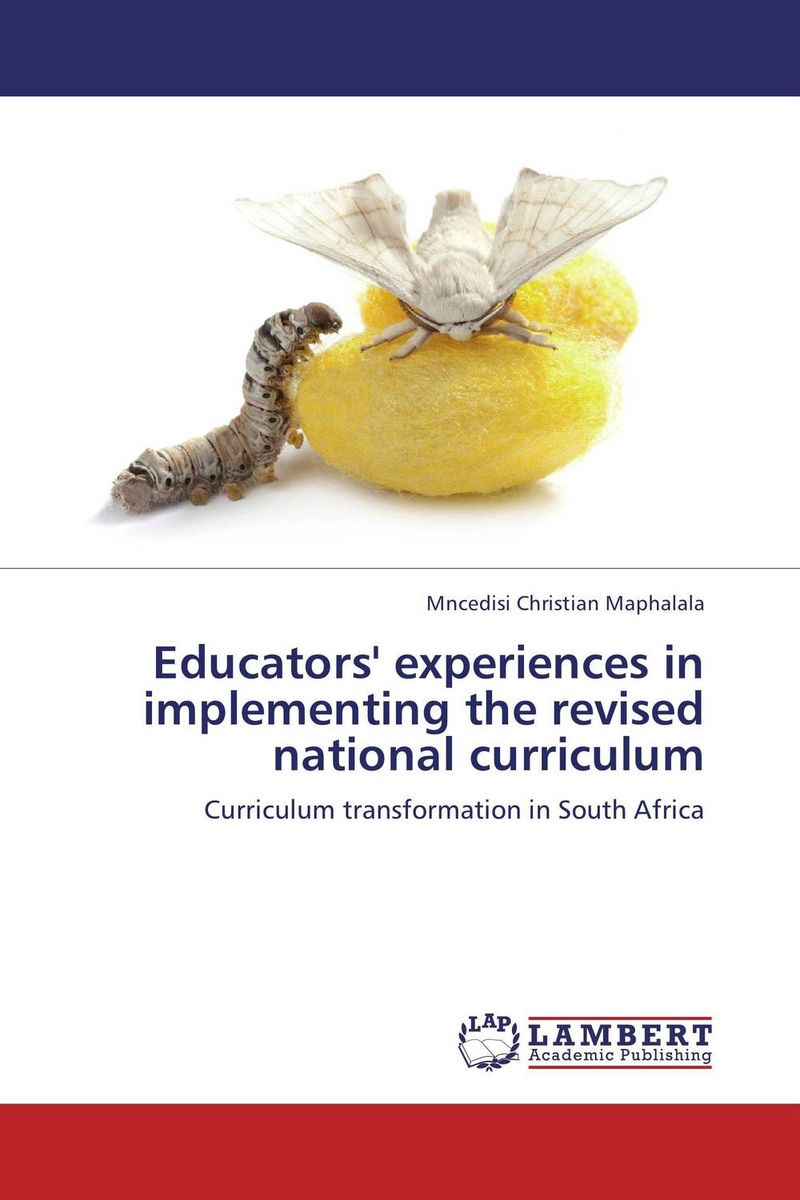 Educators' experiences in implementing the revised national curriculum kumar rakesh subhangi dutta and kumara shama handbook on implementing gender recognition
