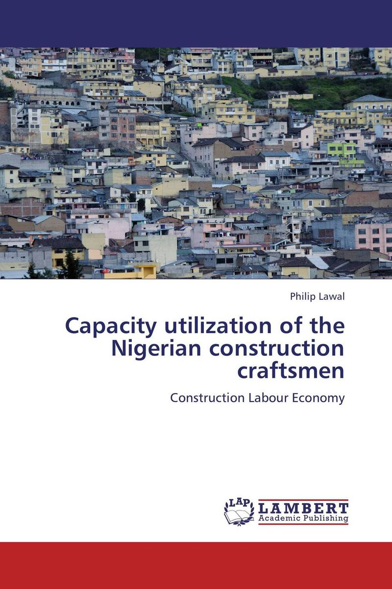 Capacity utilization of the Nigerian construction craftsmen found in brooklyn