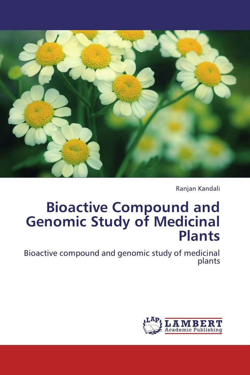 Bioactive Compound and Genomic Study of Medicinal Plants winner сковорода wr 6143 28см