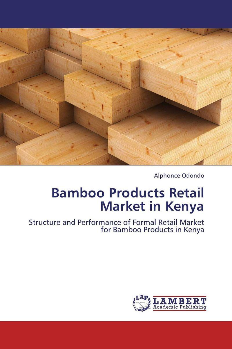 купить Bamboo Products Retail Market in Kenya недорого
