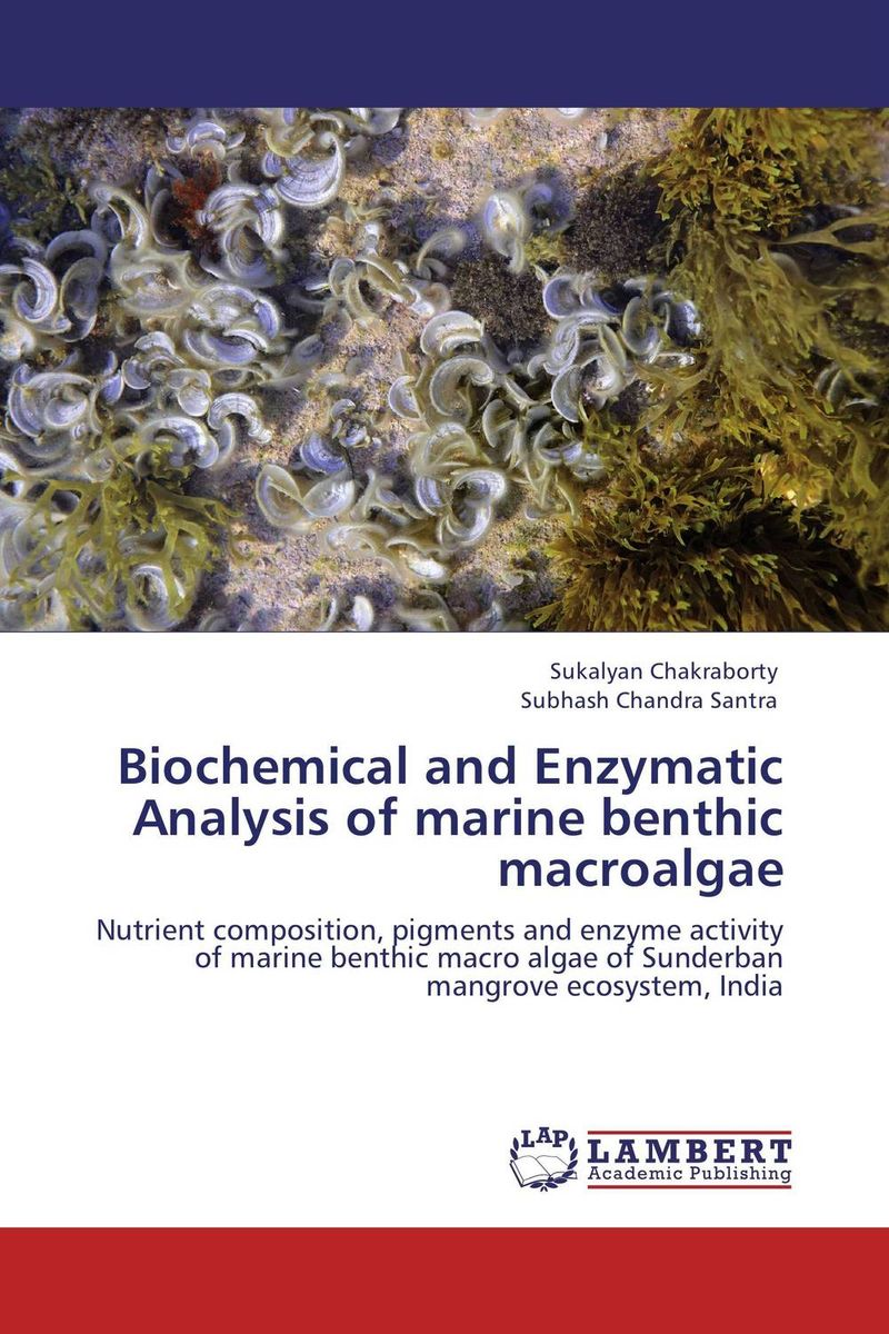 Biochemical and Enzymatic Analysis of marine benthic macroalgae