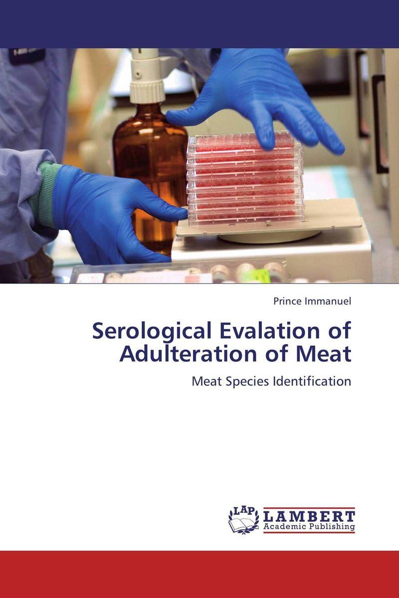 Serological Evalation of Adulteration of Meat unusual causes of raised serum alanine aminotransferase
