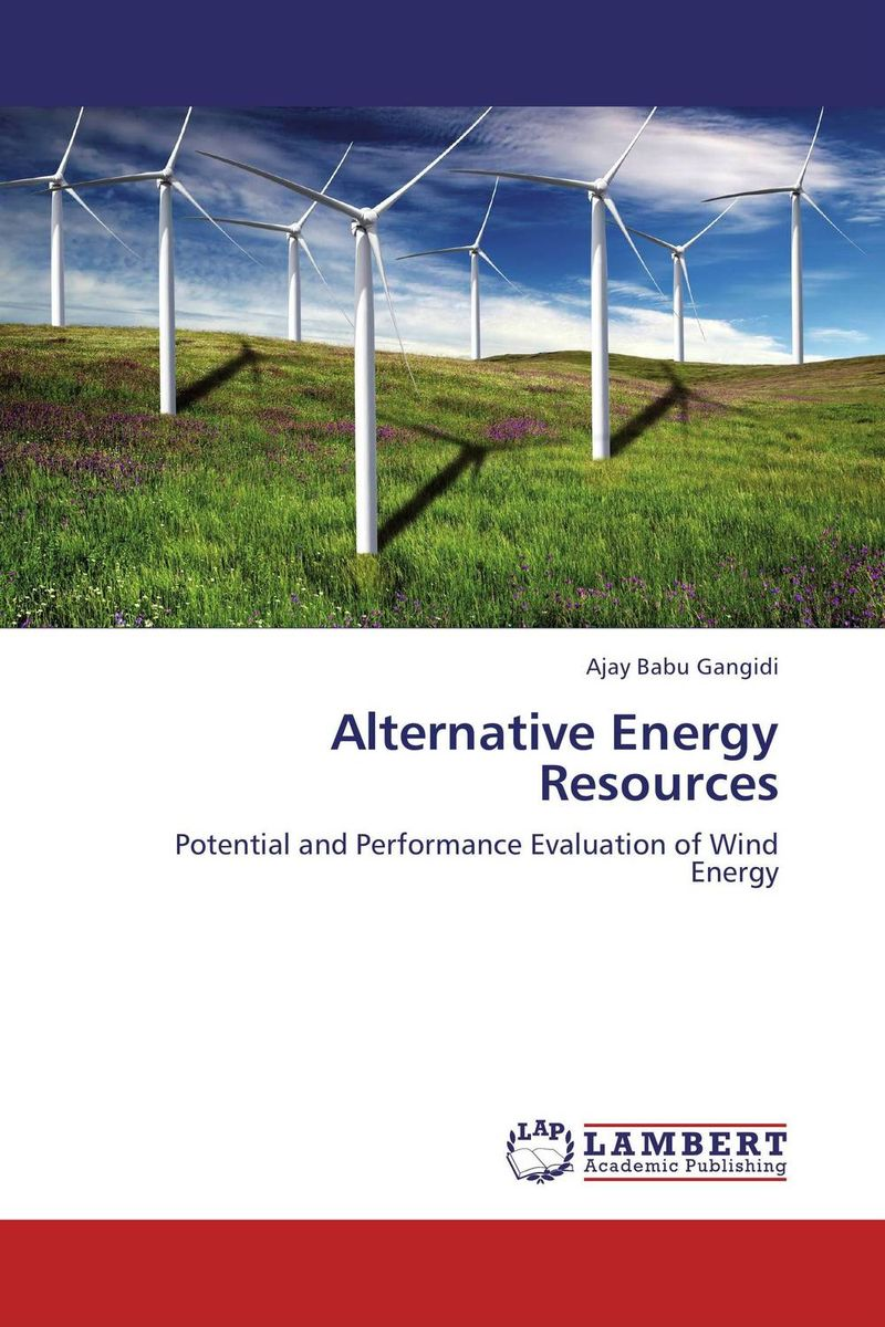 Alternative Energy Resources rik degunther alternative energy for dummies