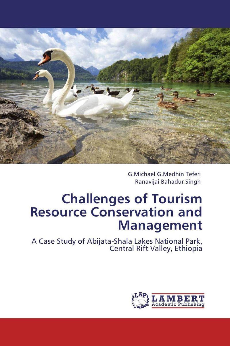 купить Challenges of Tourism Resource Conservation and Management недорого