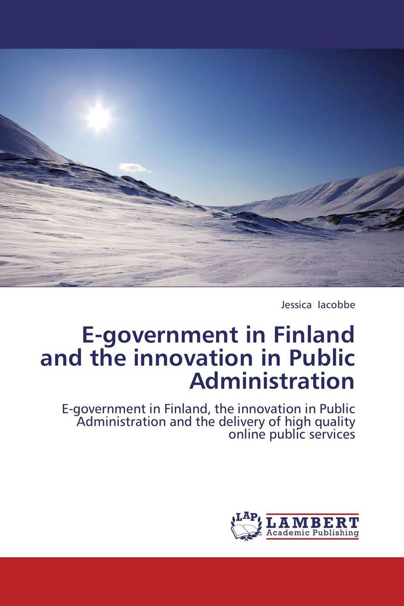 E-government in Finland and the innovation in Public Administration