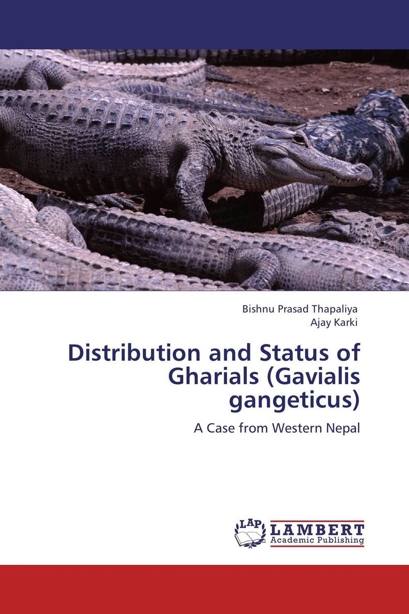 Distribution and Status of Gharials (Gavialis gangeticus) distribution