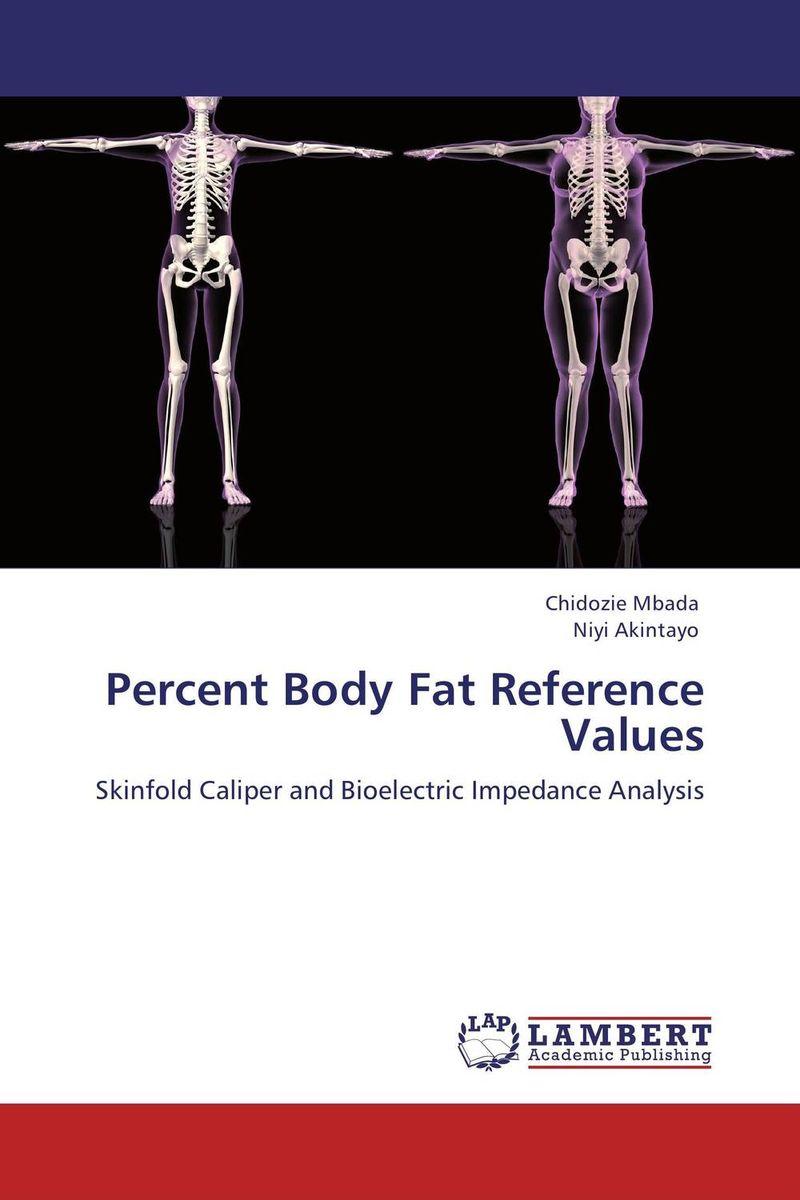Фото Percent Body Fat Reference Values