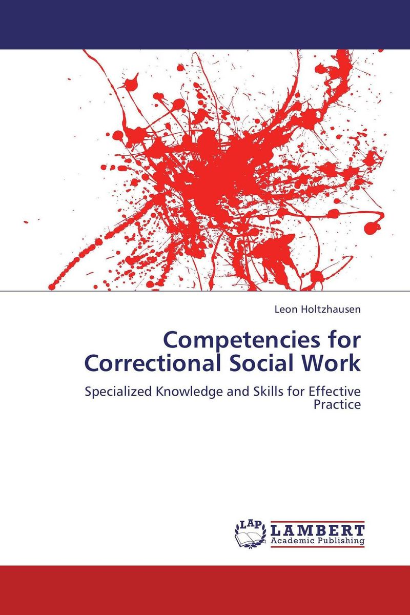 Competencies for Correctional Social Work martha kerubo obare and omosa mogambi ntabo introduction to correctional services in kenya