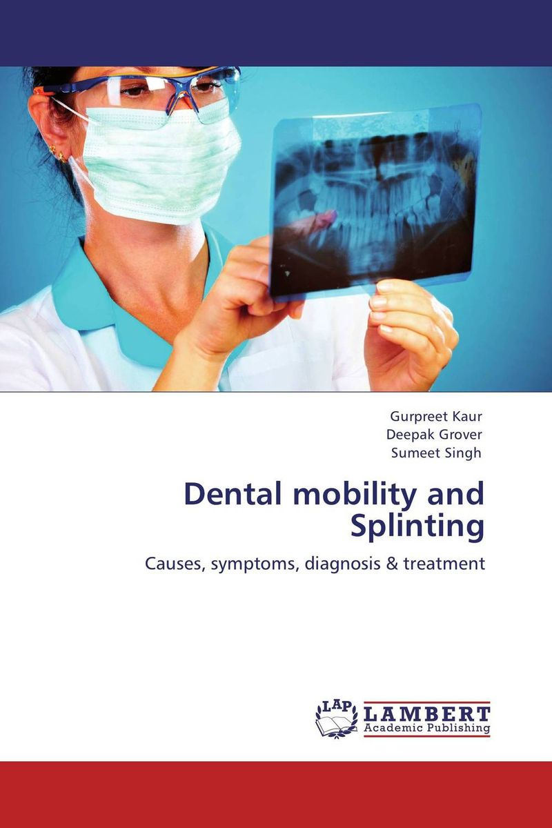 Dental mobility and Splinting gurpreet kaur deepak grover and sumeet singh dental mobility and splinting