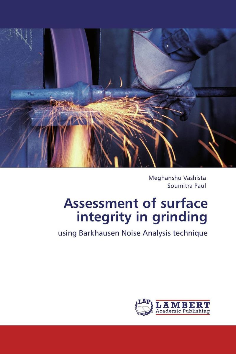 Assessment of surface integrity in grinding assessment guidance model for hemostatic of surface blutpunkte