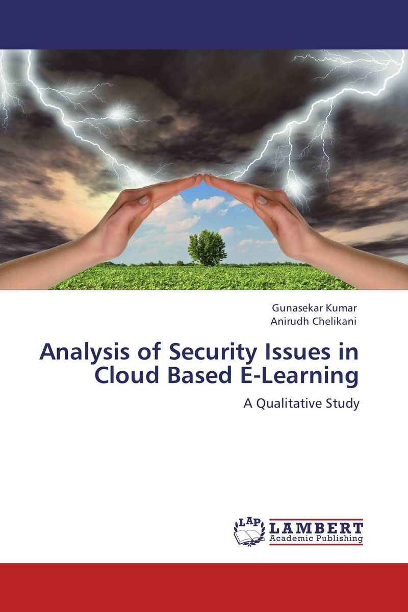Analysis of Security Issues in Cloud Based E-Learning pso based evolutionary learning