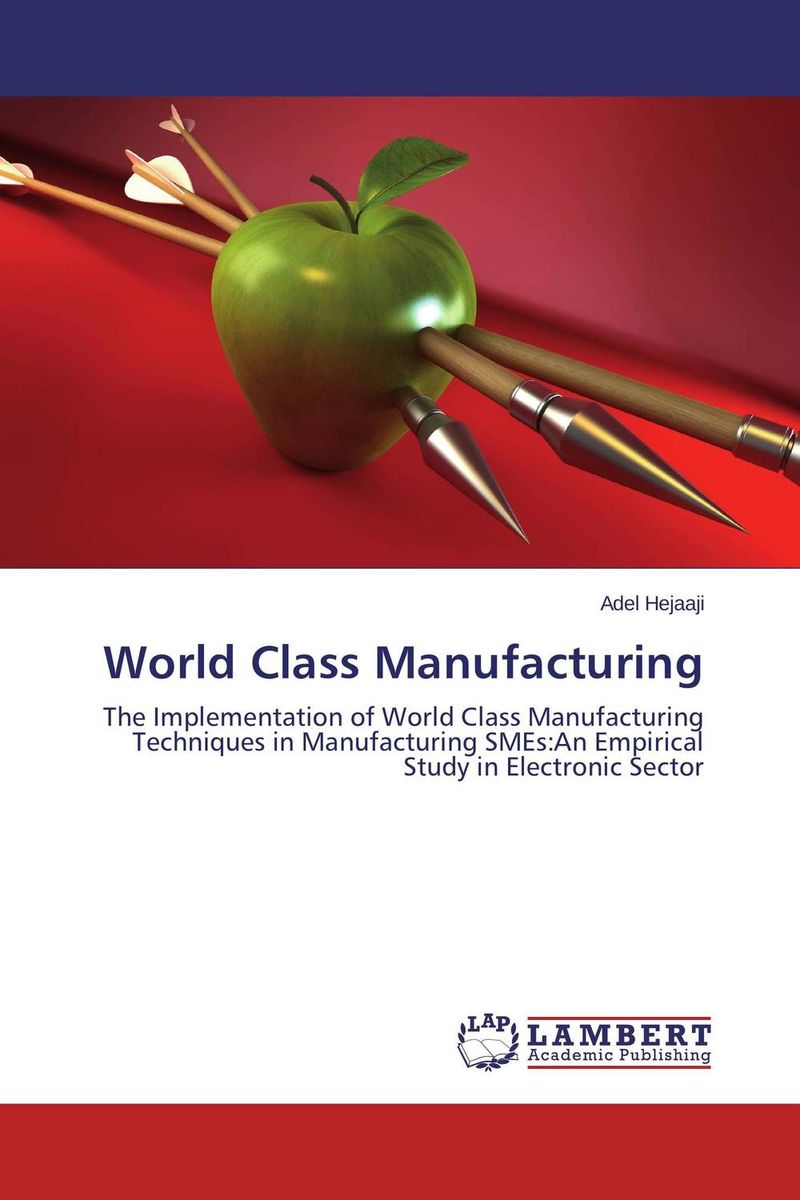 World Class Manufacturing driven to distraction