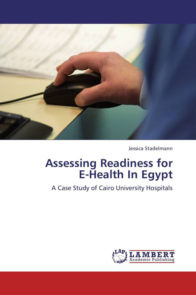 Assessing Readiness for  E-Health In Egypt насос циркуляционный in the electronic record 24v 12v