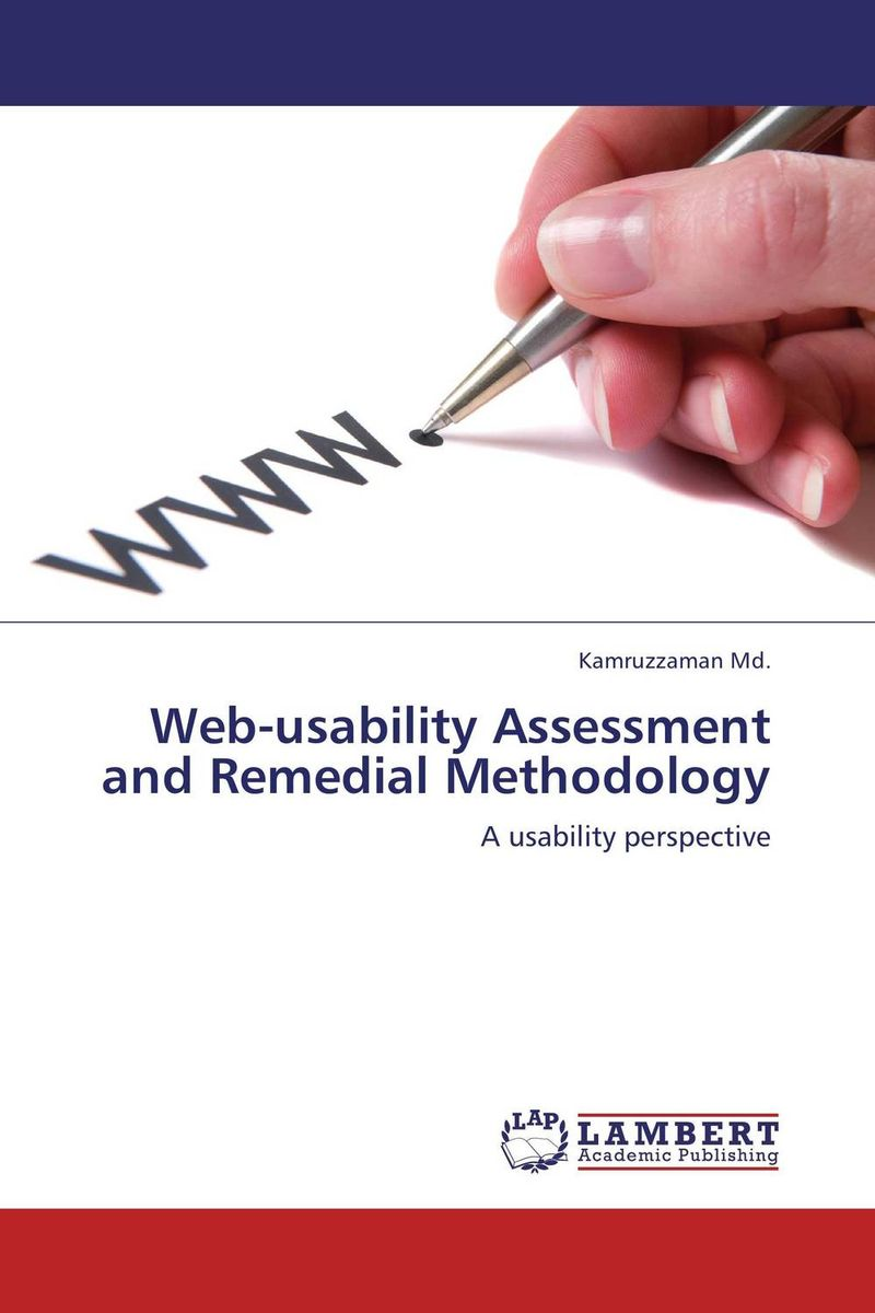 Web-usability Assessment and Remedial Methodology