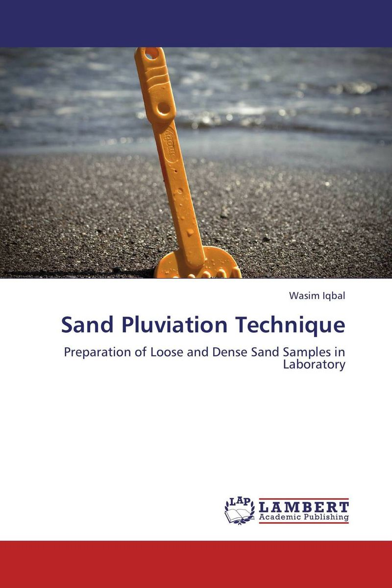 Sand Pluviation Technique llama llama sand and sun
