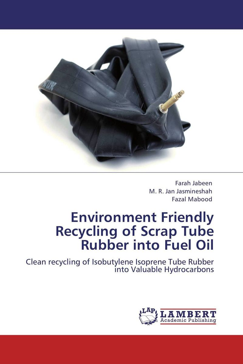 Environment Friendly Recycling of Scrap Tube Rubber into Fuel Oil recycling fun