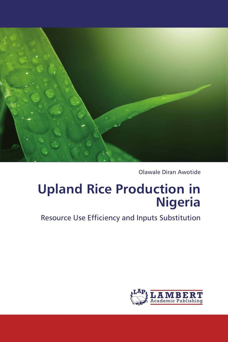 Zakazat.ru Upland Rice Production in Nigeria