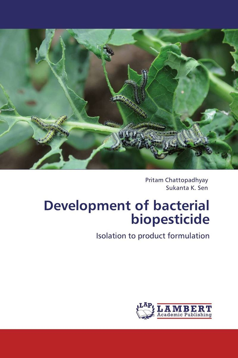 Development of bacterial biopesticide буддийский сувенир sheng good research and development ssyf a19 10