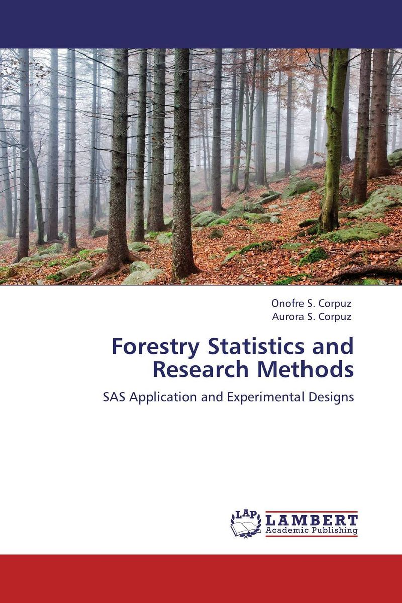 Forestry Statistics and Research Methods statistics and econometrics