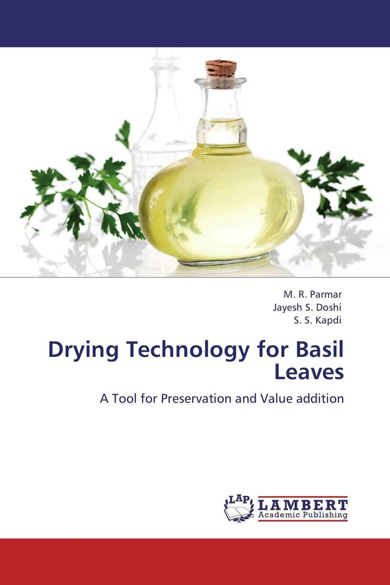 Drying Technology for Basil Leaves joseph basil okong o embodiment in luo ohangla performance