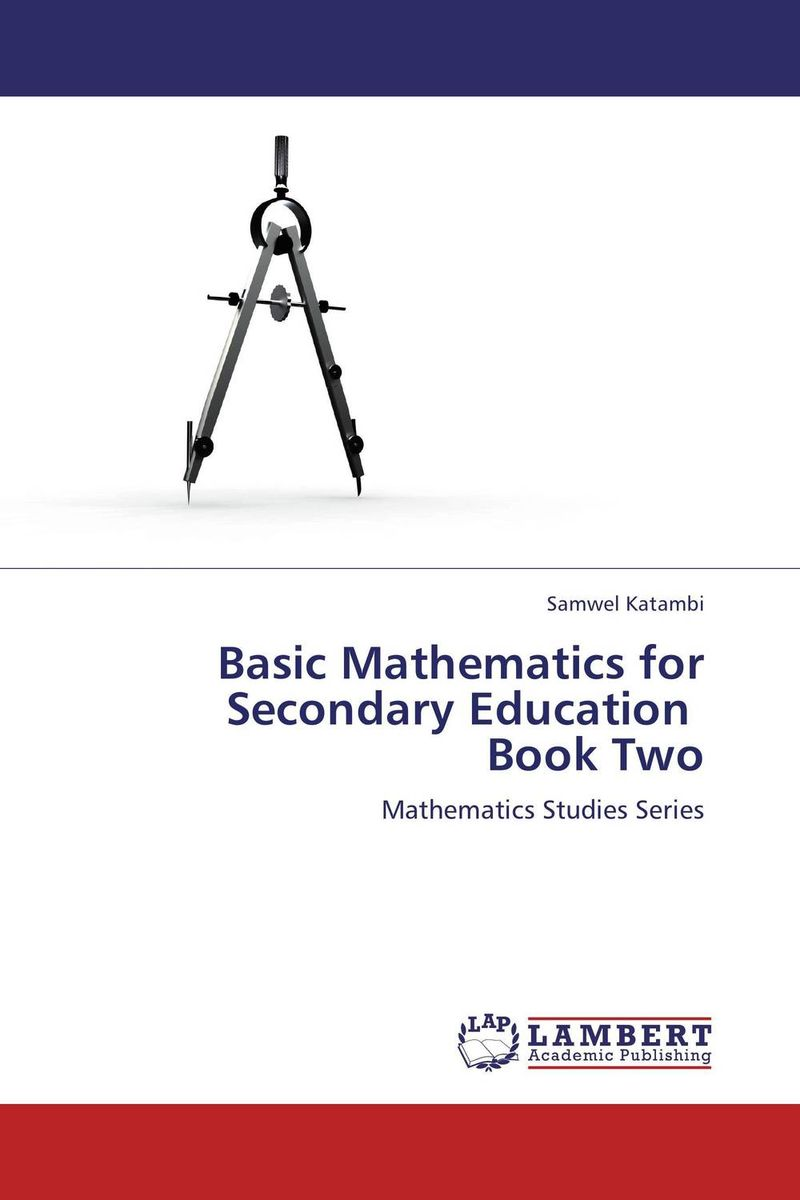 Basic Mathematics for Secondary Education Book Two