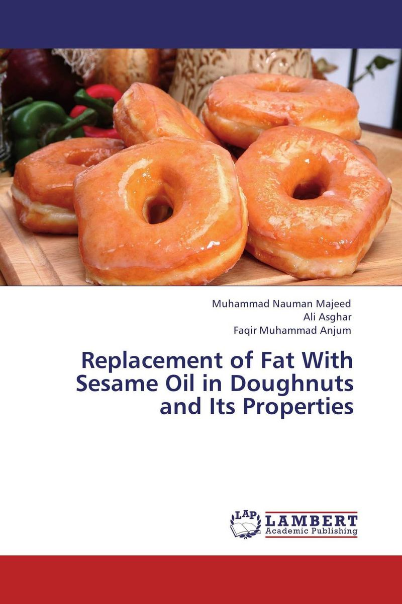 Replacement of Fat With Sesame Oil in Doughnuts and Its Properties oil separator integrates well the different techniques of oil separation in the design of its products