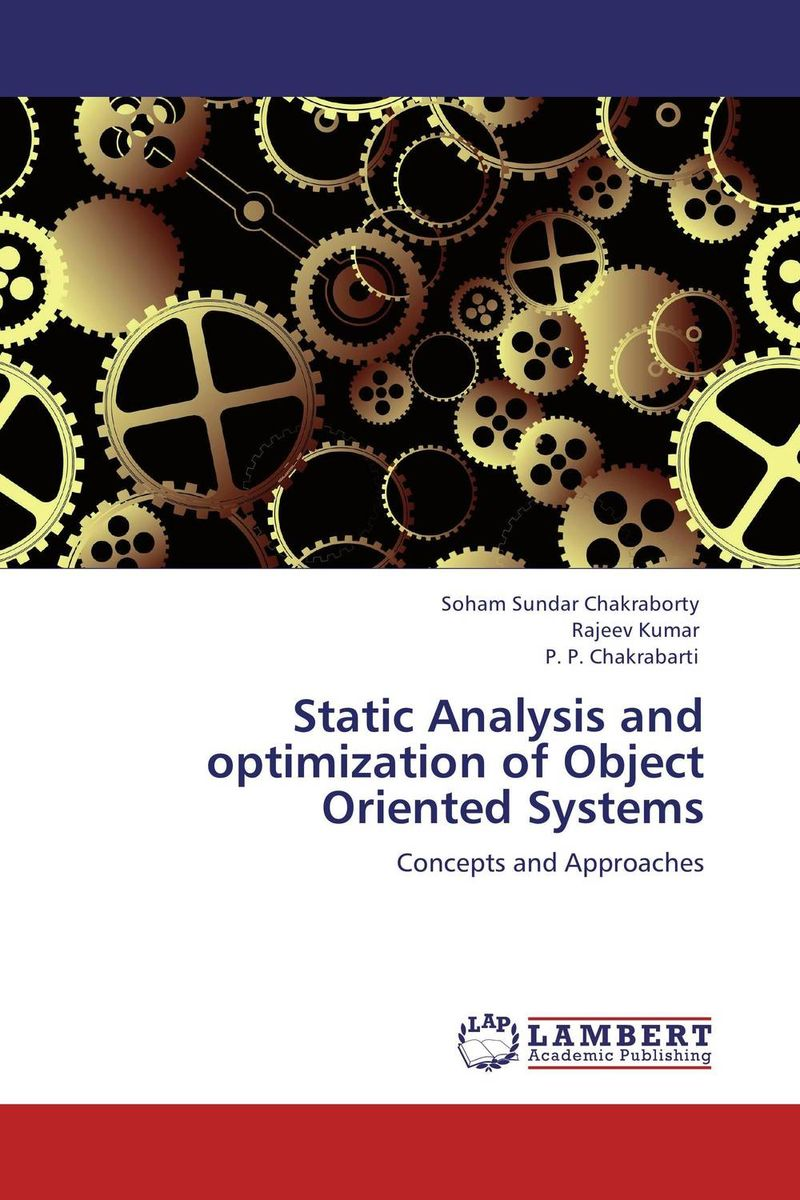 Static Analysis and optimization of Object Oriented Systems extracting nature areas using object oriented analysis