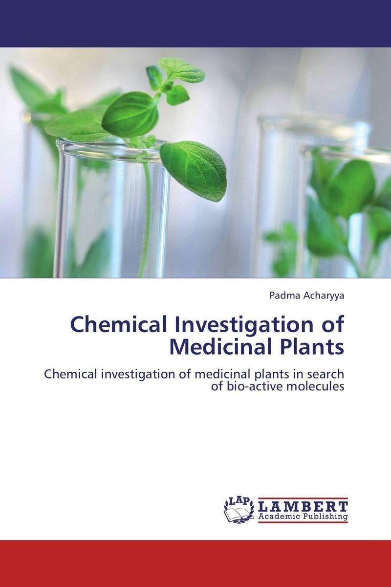цена на Chemical Investigation of Medicinal Plants