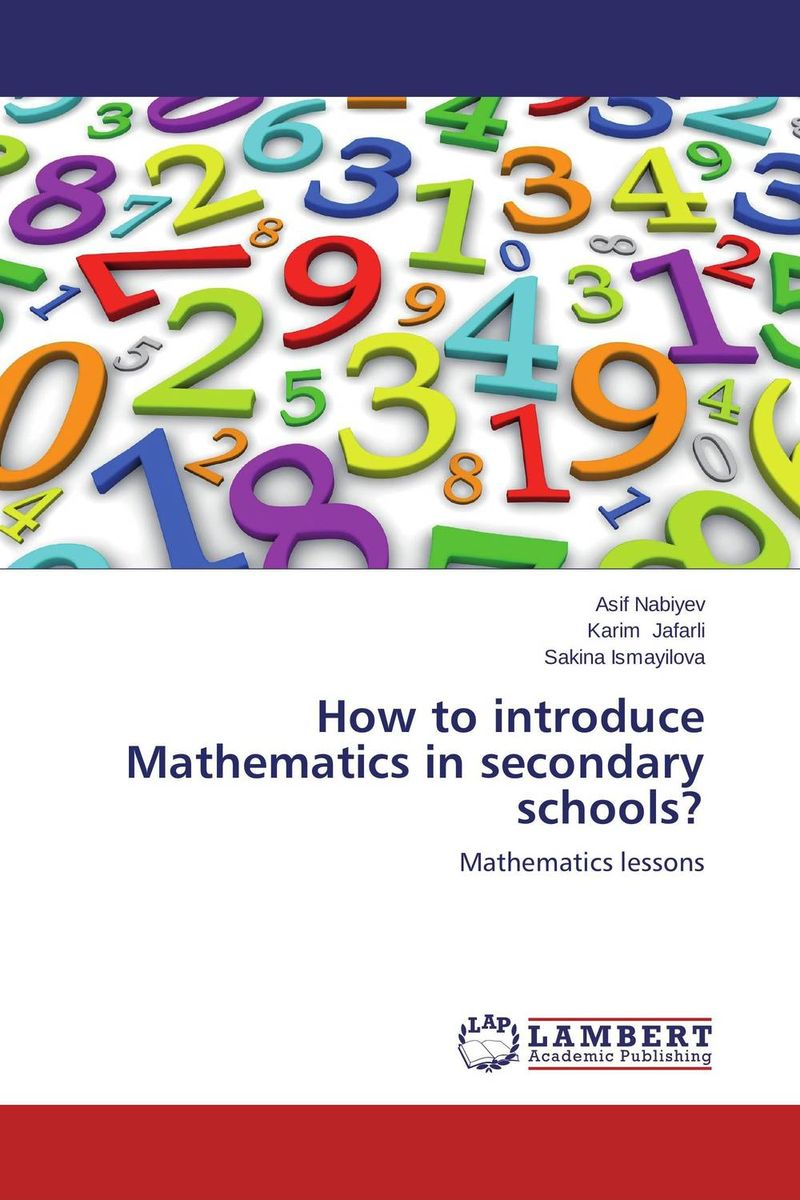 How to introduce Mathematics in secondary schools? duncan bruce the dream cafe lessons in the art of radical innovation