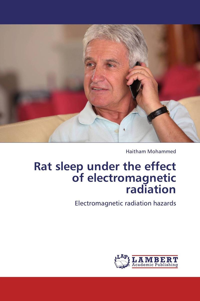 Rat sleep under the effect of electromagnetic radiation
