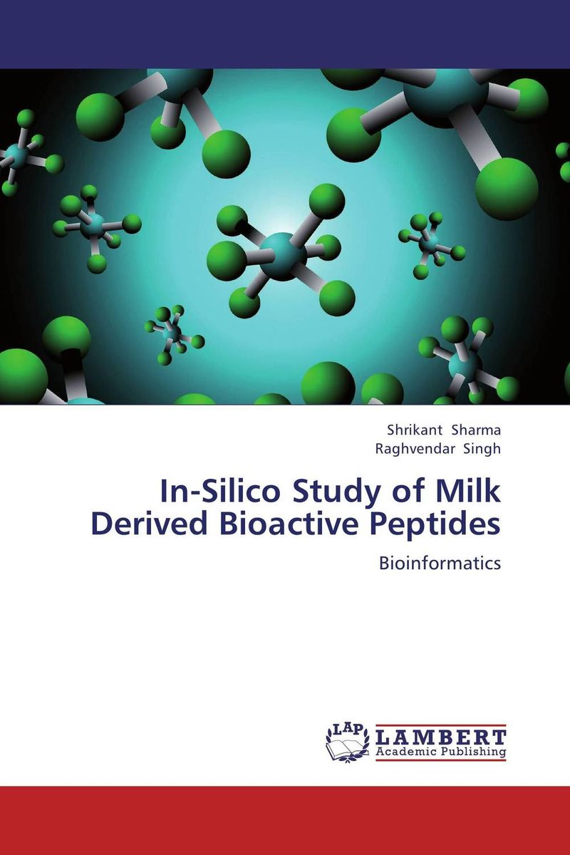 In-Silico Study of Milk Derived Bioactive Peptides stem bromelain in silico analysis for stability and modification