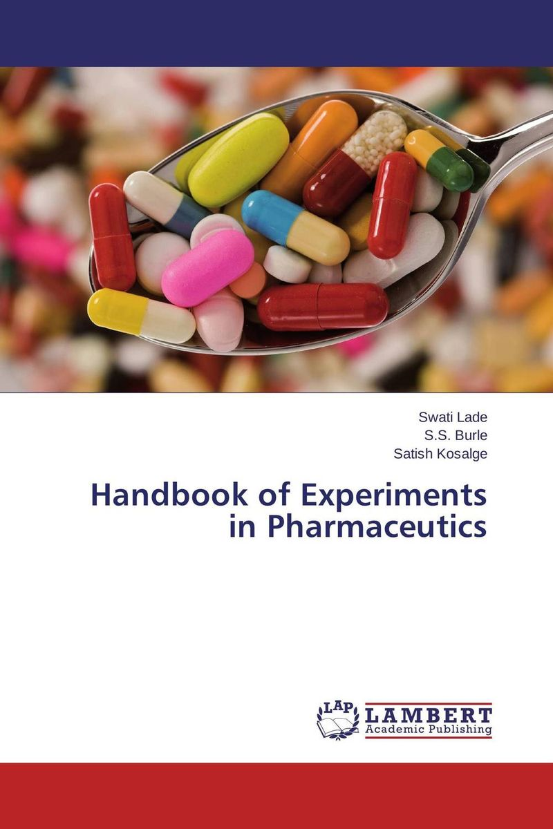 Handbook of Experiments in Pharmaceutics handbook of the exhibition of napier relics and of books instruments and devices for facilitating calculation