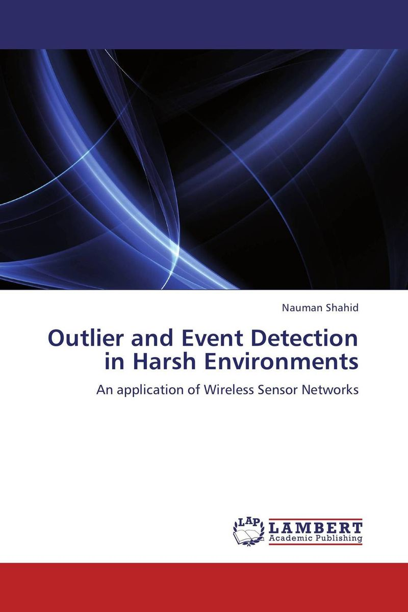 Outlier and Event Detection in Harsh Environments high quantity medicine detection type blood and marrow test slides