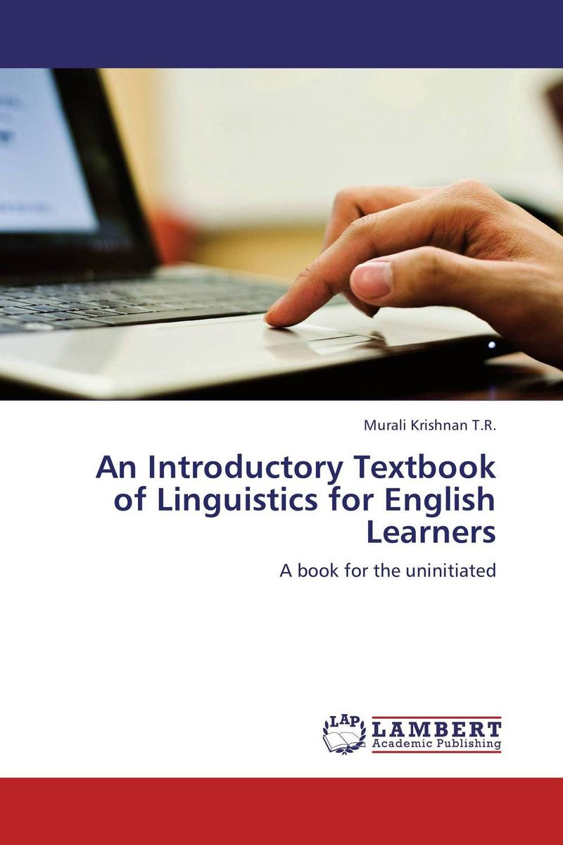 An Introductory Textbook of Linguistics for English Learners a concise textbook of community pharmacy