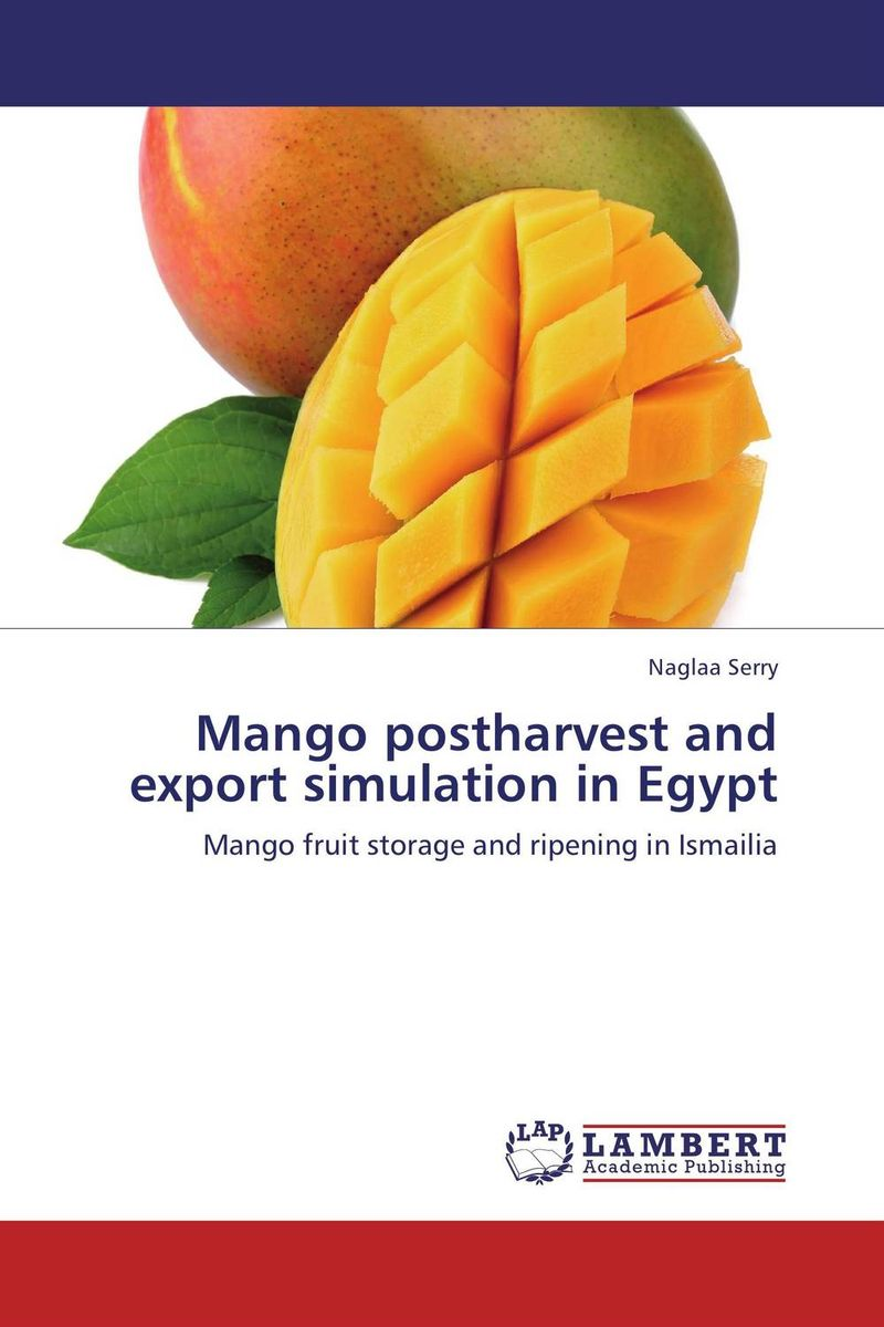 Mango postharvest and export simulation in Egypt