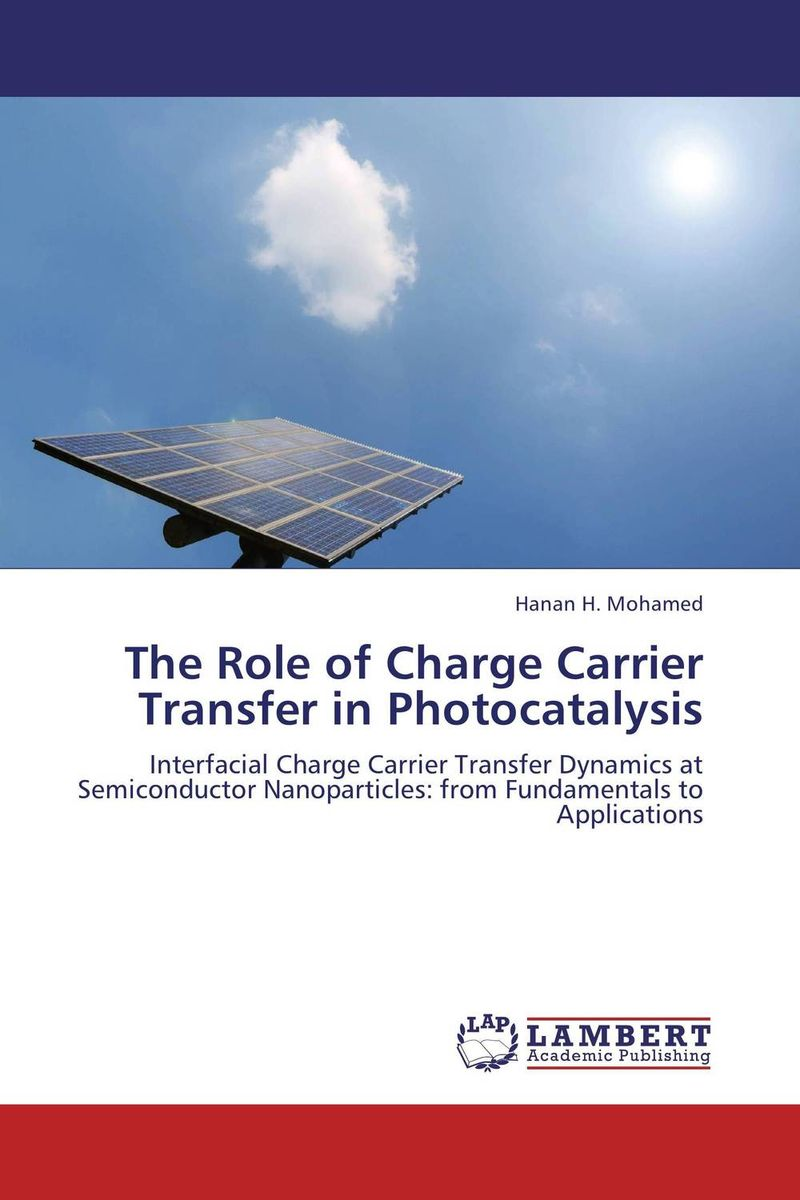 The Role of Charge Carrier Transfer in Photocatalysis the role of evaluation as a mechanism for advancing principal practice
