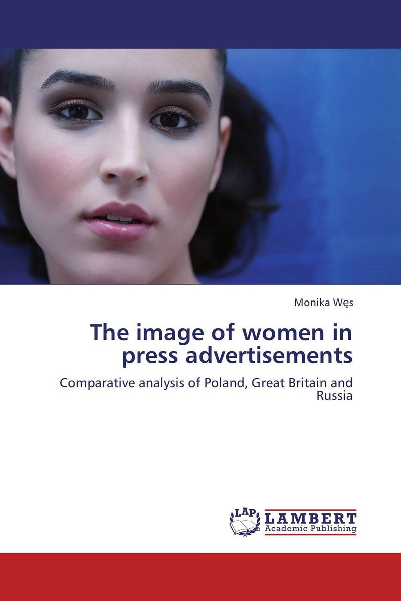 The image of women in press advertisements купить